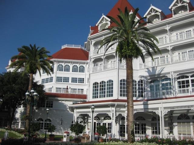 [Walt Disney World Resort] Séjour au Grand Floridian (été 2009) Img_2218