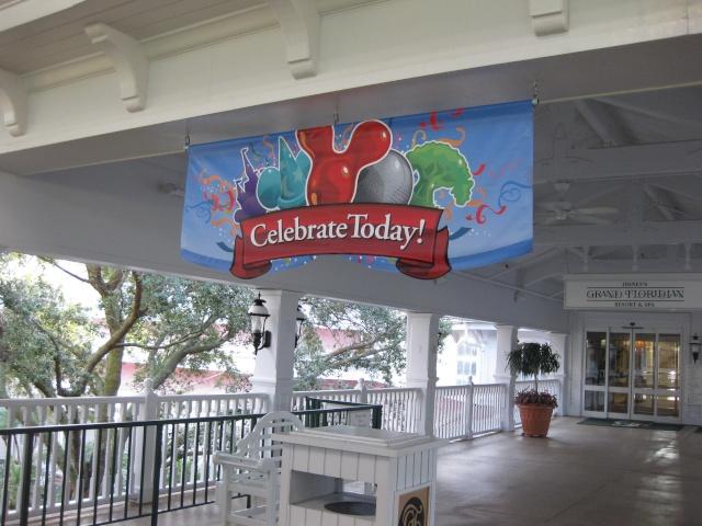 [Walt Disney World Resort] Séjour au Grand Floridian (été 2009) Img_2229