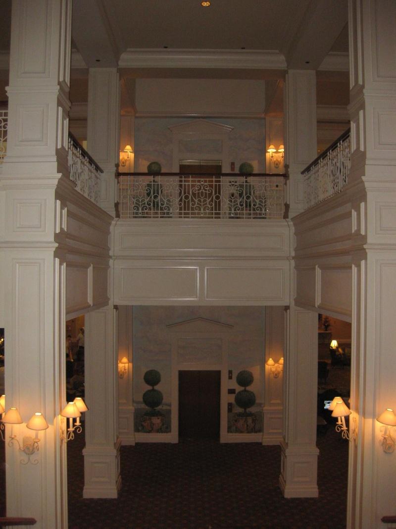[Walt Disney World Resort] Séjour au Grand Floridian (été 2009) Img_3210