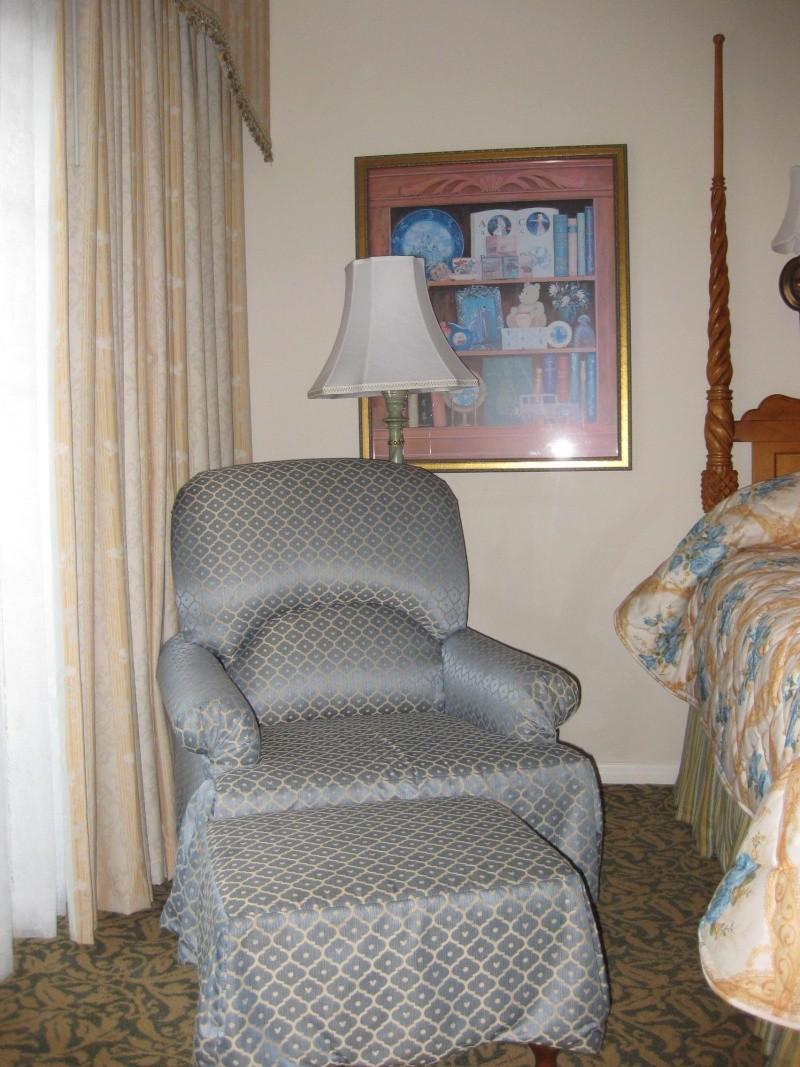 [Walt Disney World Resort] Séjour au Grand Floridian (été 2009) Img_4113