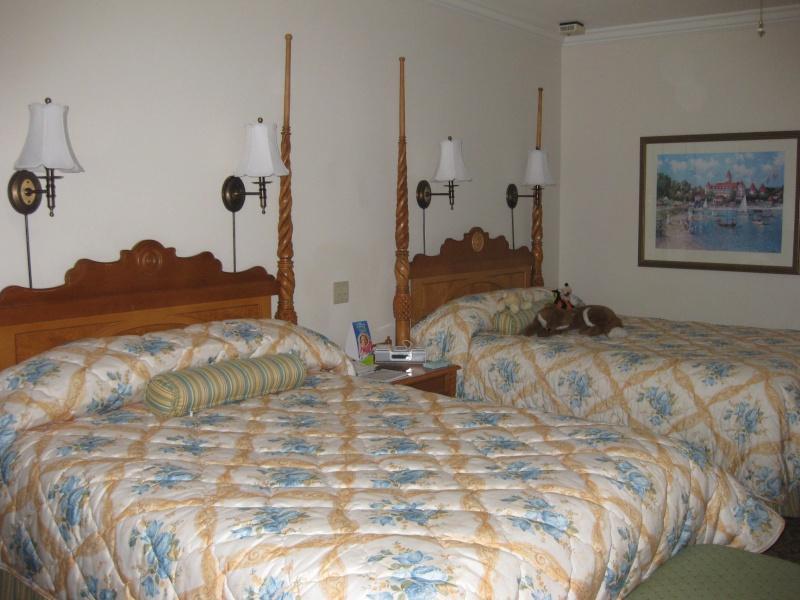 [Walt Disney World Resort] Séjour au Grand Floridian (été 2009) Img_4114