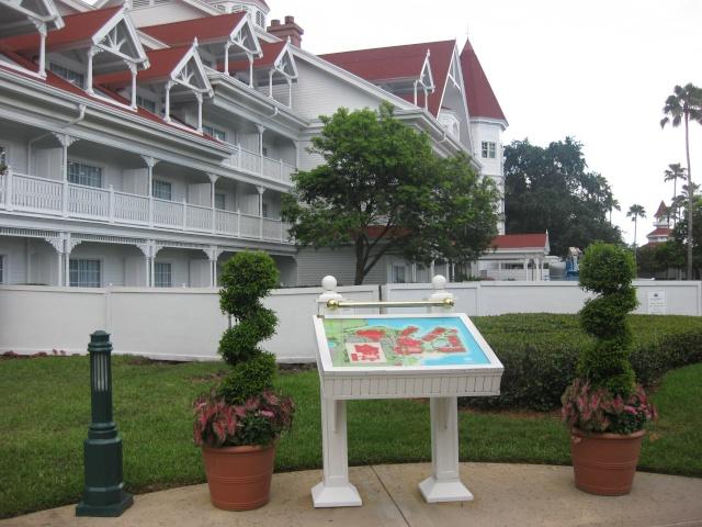 [Walt Disney World Resort] Séjour au Grand Floridian (été 2009) Img_4117