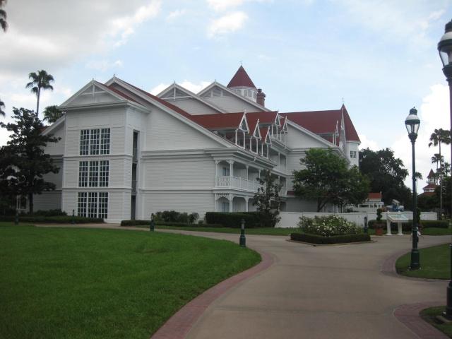 [Walt Disney World Resort] Séjour au Grand Floridian (été 2009) Img_4119