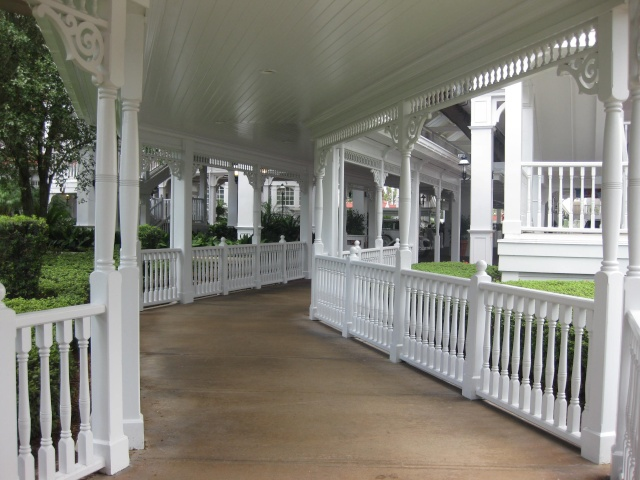 [Walt Disney World Resort] Séjour au Grand Floridian (été 2009) Img_4123