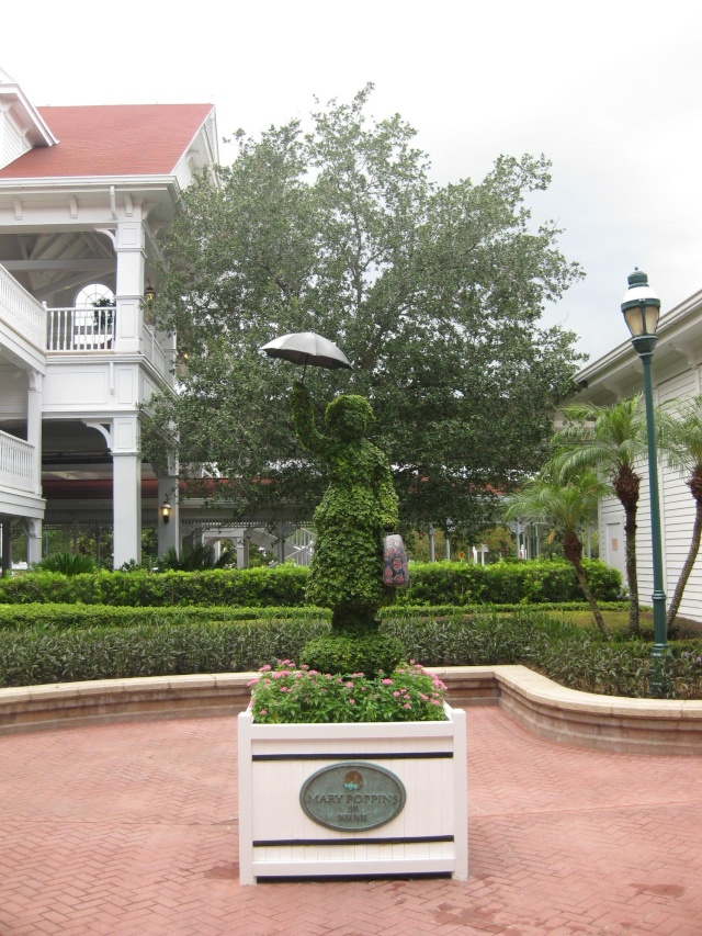 [Walt Disney World Resort] Séjour au Grand Floridian (été 2009) Img_4124