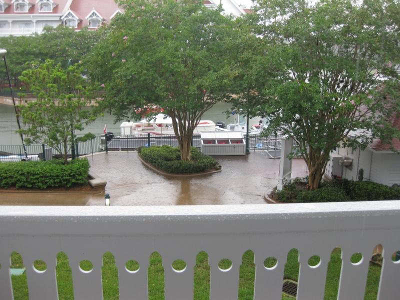[Walt Disney World Resort] Séjour au Grand Floridian (été 2009) Img_4411
