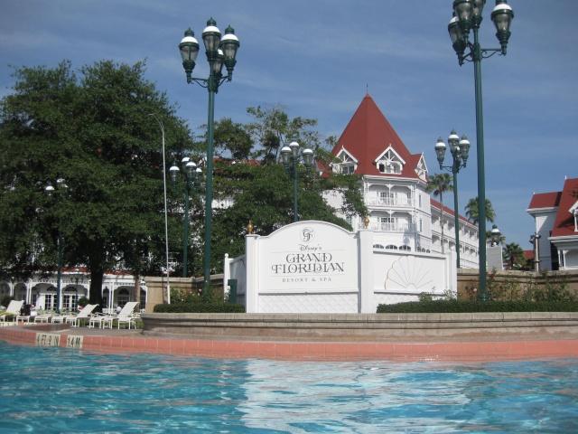 [Walt Disney World Resort] Séjour au Grand Floridian (été 2009) Img_4612