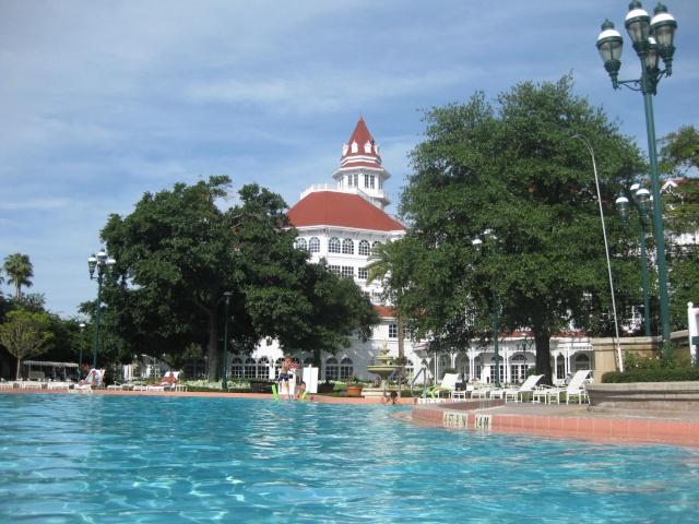 [Walt Disney World Resort] Séjour au Grand Floridian (été 2009) Img_4613