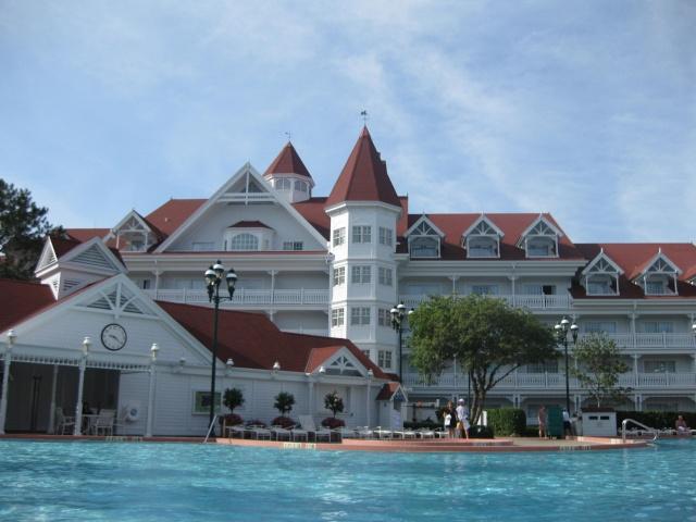 [Walt Disney World Resort] Séjour au Grand Floridian (été 2009) Img_4614