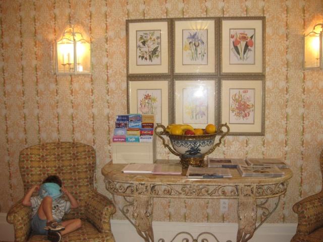 [Walt Disney World Resort] Séjour au Grand Floridian (été 2009) Img_4712