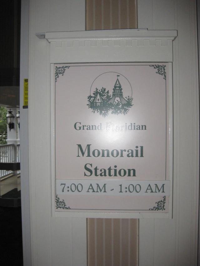 [Walt Disney World Resort] Séjour au Grand Floridian (été 2009) Img_4723