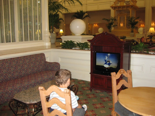 [Walt Disney World Resort] Séjour au Grand Floridian (été 2009) Img_5417