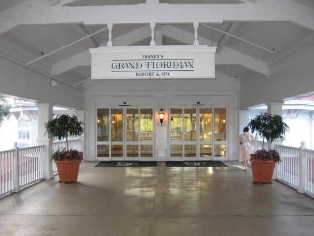 [Walt Disney World Resort] Séjour au Grand Floridian (été 2009) Img_5420