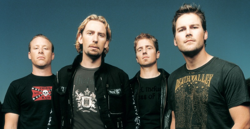 NickelBack BALKAN FORUM