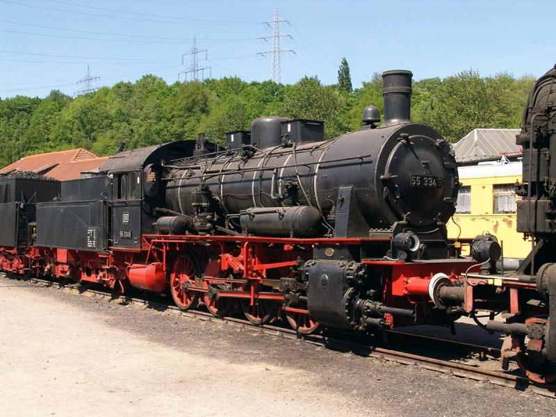 BR 55 in 1:38, Konstruktion: Albrecht Pirling 55_33411