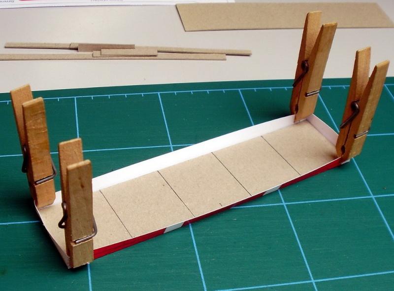 BR 55 in 1:38, Konstruktion: Albrecht Pirling Rahmen11