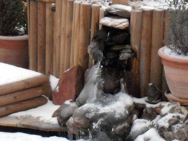 sous la glace et neige la semaine dernière Dscf0611