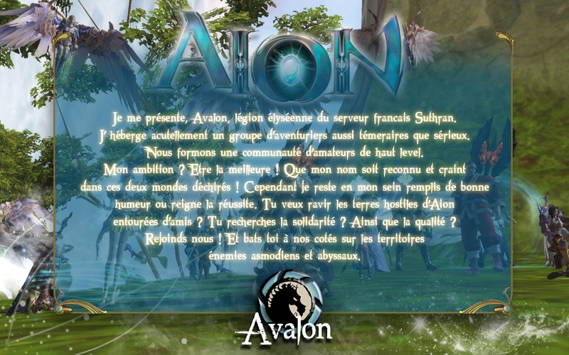 [Elyséen] Avalon Recrut11