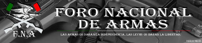 Foro Nacional De Armas