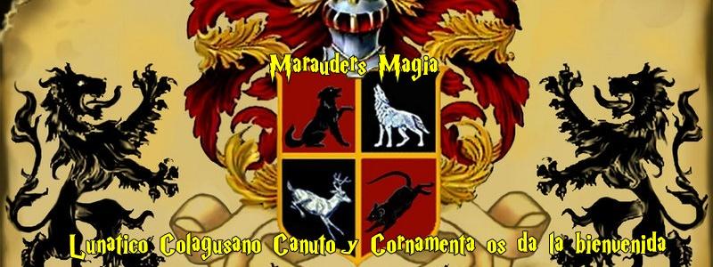 _Marauders Magia_