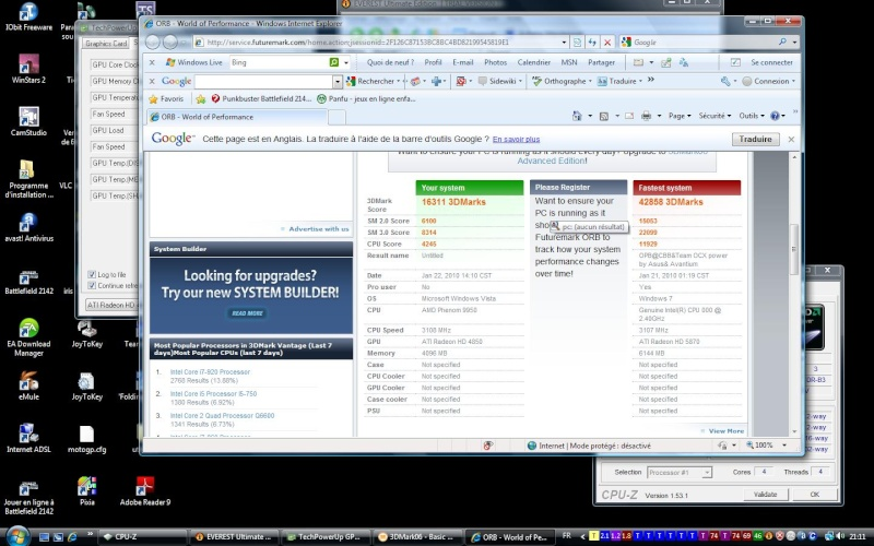 posez vos screens 3d mark - Page 3 3_1ghz10
