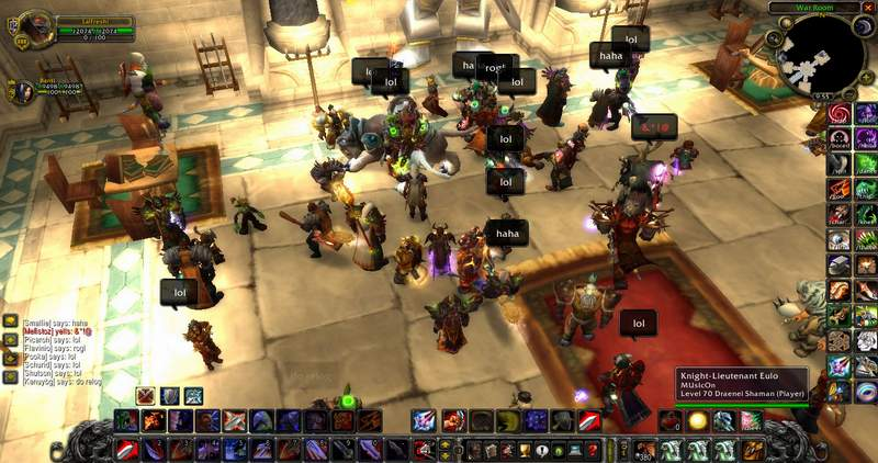 WoW Screenshot Competition January (Prizes Inc) - Page 2 110