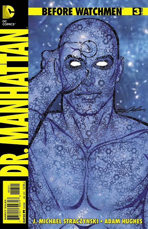 Before Watchmen : Dr Manhattan  Prv14516