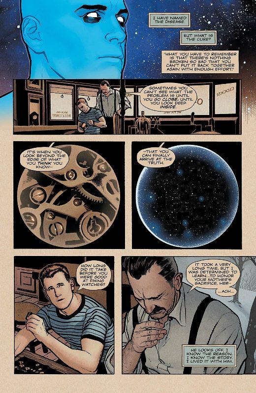 Before Watchmen : Dr Manhattan  Prv14520