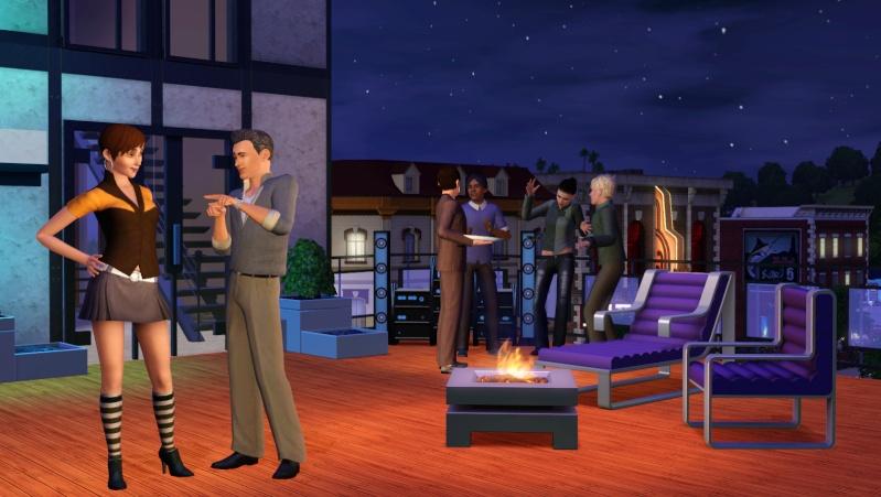 Les Sims™ 3 Inspiration Loft Kit 22678710