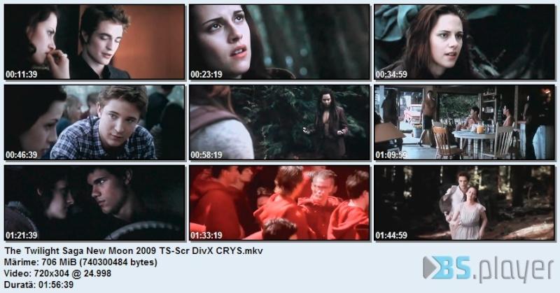 Twilight New Moon dvd rip Screen12