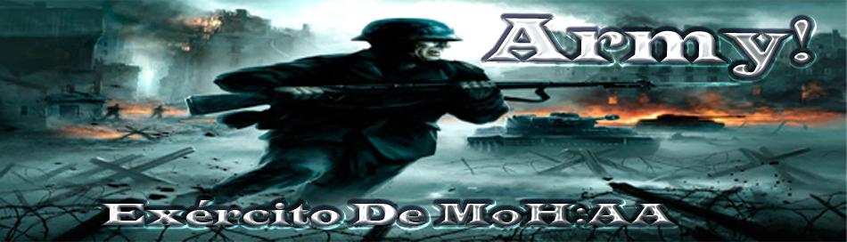 Army! Exército de MoHAA