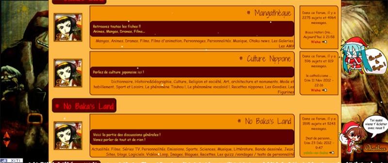 Récapitulatif des différents thèmes du forum ! Noel510