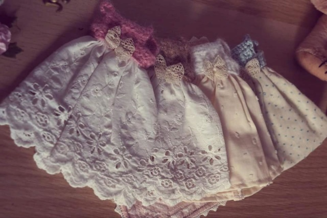 [VENTE] Outfits Appi, Poulpy, Pullip + chaussures MNF 36778510