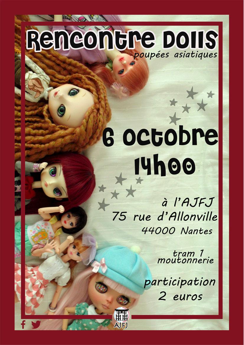rencontre Doll Nantes 6 octobre 2019 Rencon10