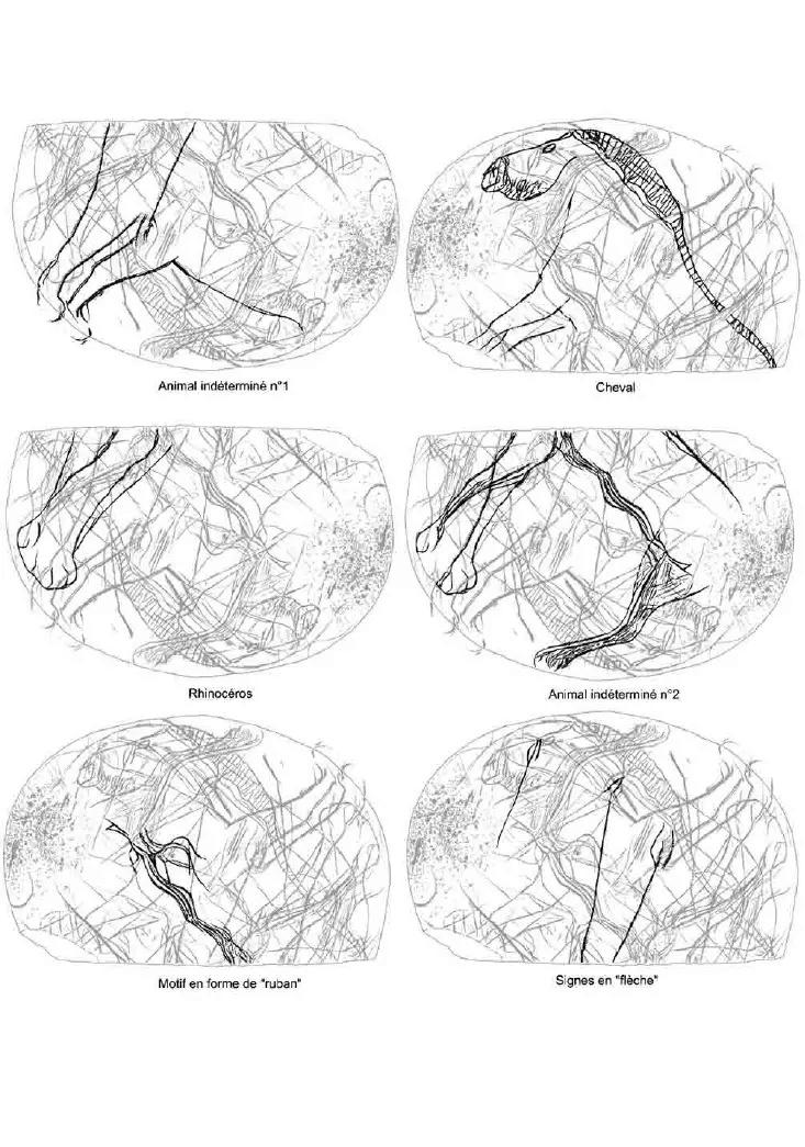 Galets et os gravés magdaléniens de la grotte de la Colombière (Neuville sur Ain / Poncin) 21-a6310