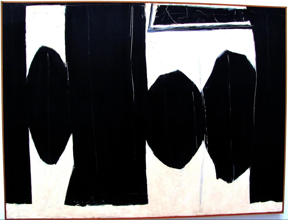 """Motherwell Robert (1915-1991): notes sur les """"Elégies à la République espagnole"""" et sur la série """"Open"""". 3_moth10"""