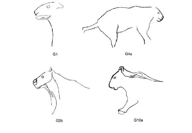 Galets et os gravés magdaléniens de la grotte de la Colombière (Neuville sur Ain / Poncin) 63-5dc10