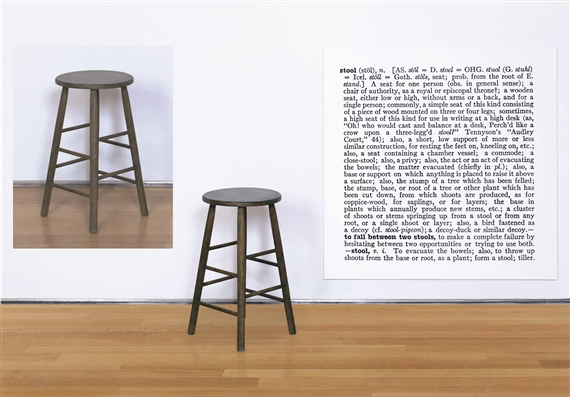 Le motif de la chaise dans l'art 827d8c10