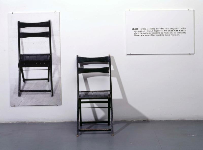 Le motif de la chaise dans l'art Ad014910