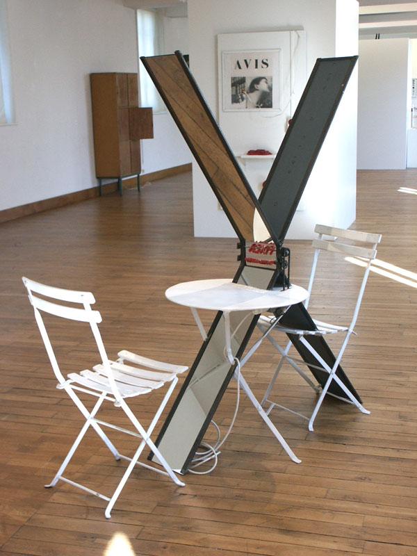 Le motif de la chaise dans l'art Baquie10