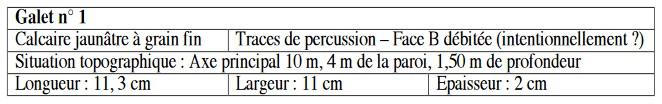 Galets et os gravés magdaléniens de la grotte de la Colombière (Neuville sur Ain / Poncin) Captur39