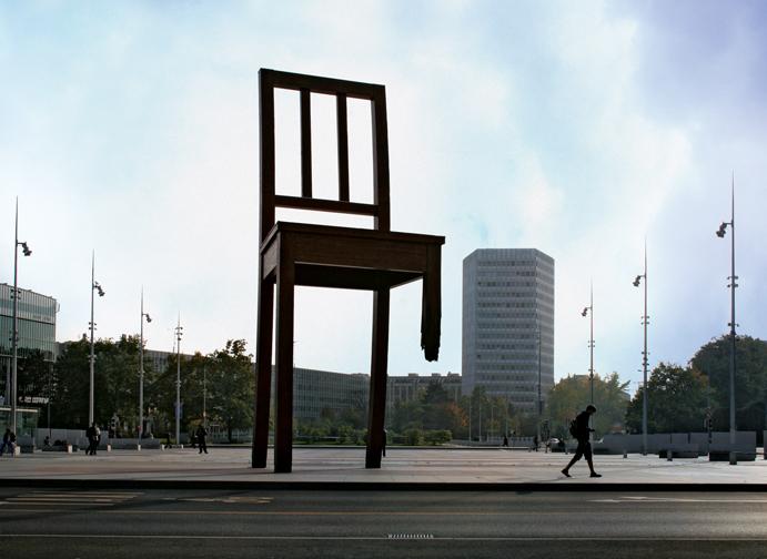 Le motif de la chaise dans l'art Daniel10