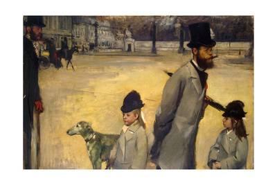 """Manet Edouard, """"Le déjeuner sur l'herbe"""" - Page 10 Edgar-11"""