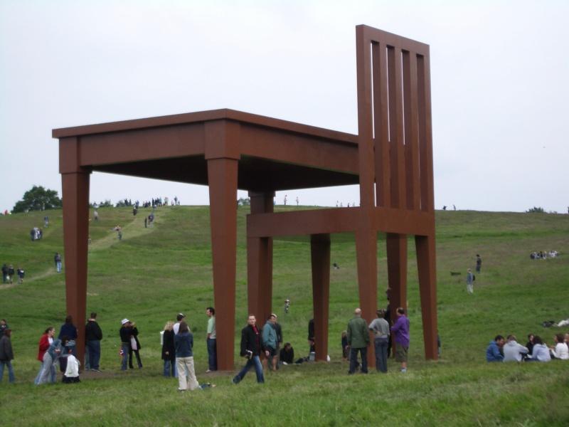 Le motif de la chaise dans l'art Gianca10