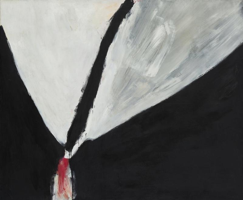 """Motherwell Robert (1915-1991): notes sur les """"Elégies à la République espagnole"""" et sur la série """"Open"""". Guerre10"""