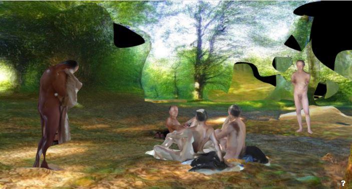 """Manet Edouard, """"Le déjeuner sur l'herbe"""" - Page 10 Manet_15"""