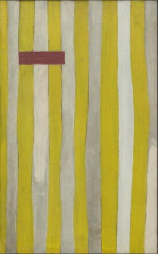 """Motherwell Robert (1915-1991): notes sur les """"Elégies à la République espagnole"""" et sur la série """"Open"""". Mother75"""