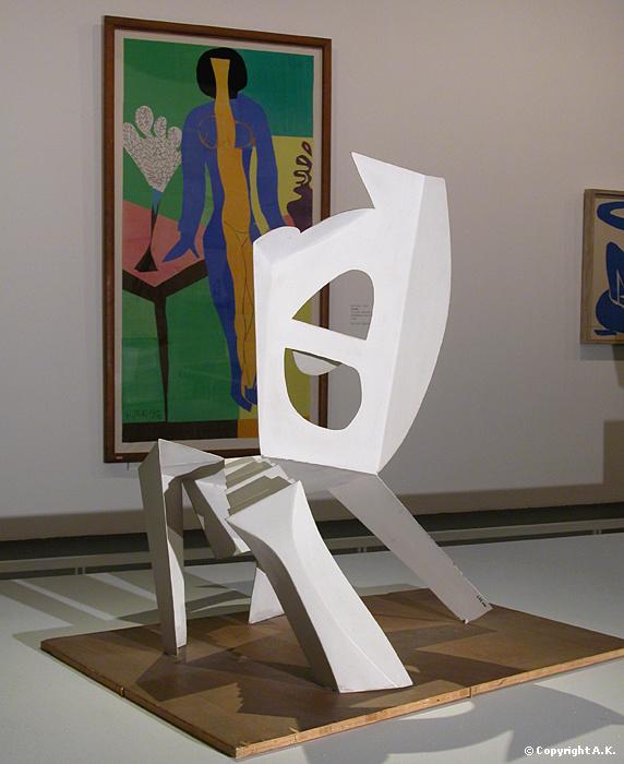 Le motif de la chaise dans l'art Picass12