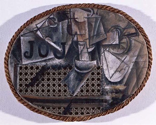 Le motif de la chaise dans l'art Picass13