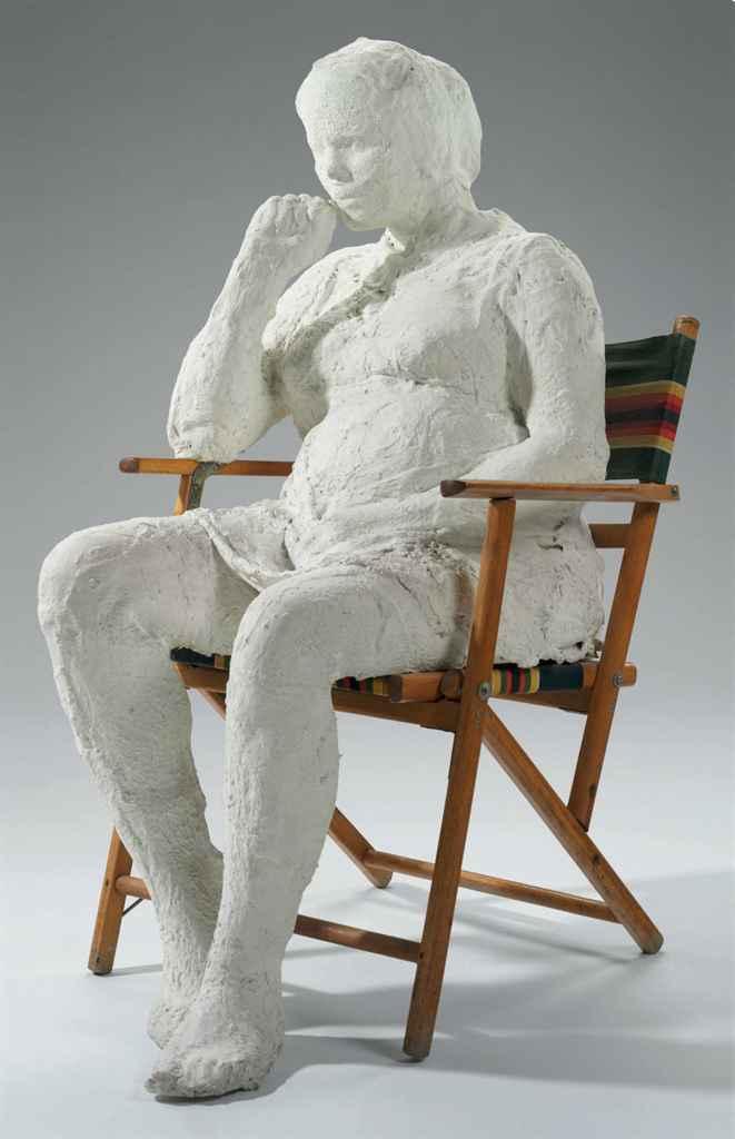 Le motif de la chaise dans l'art Segal_19